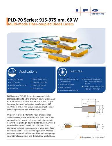 PLD-70 Laser Diode