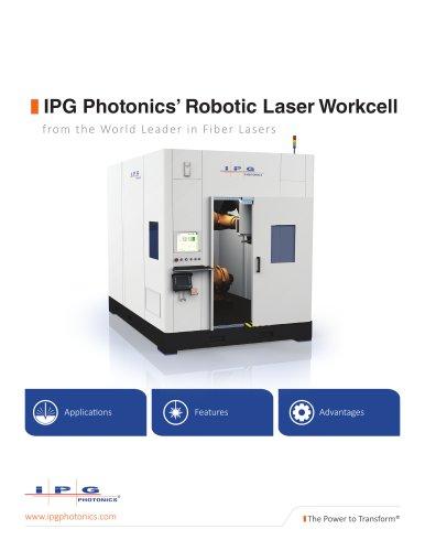 Robotic Laser Workcell Brochure