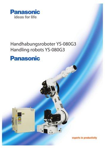 Handling Robots YS080G3