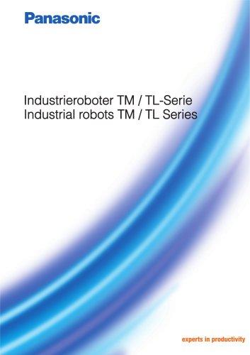 Industrial Robots TM TL series