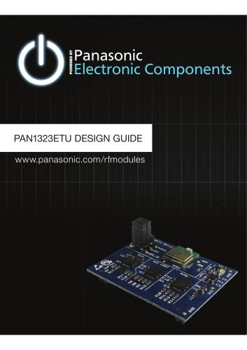 PAN1326 Design Guide