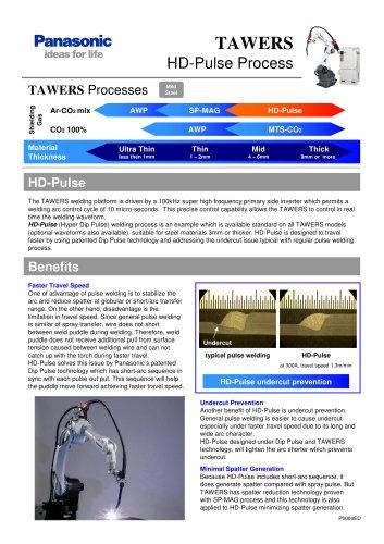 TAWERS Hyper Dip Pulse