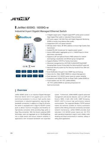 DS JetNet 6059G