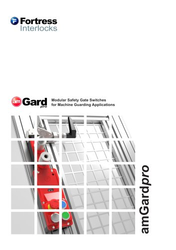 Modular Safety Gate Switches for Machine Guarding Applications