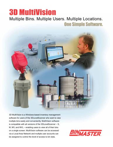 3D MultiVision Software