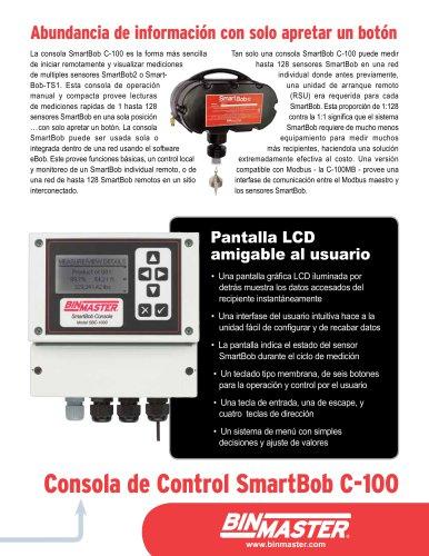 C-100 SmartBob Consola de Control Folleto