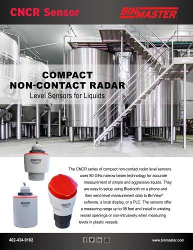 CNCR Non-Contact Radar