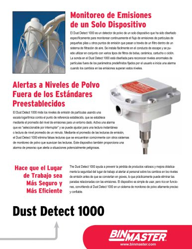 Dust Detect 1000