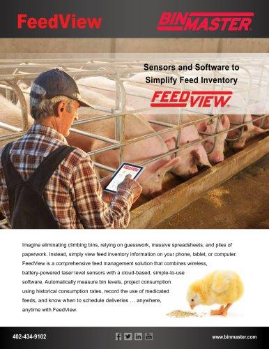 FeedView brochure