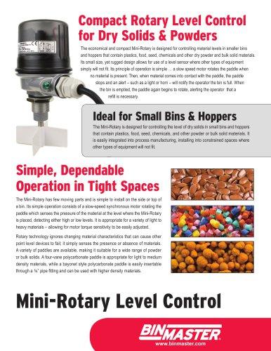 Mini-Rotary Brochure