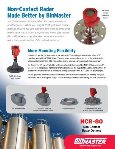 NCR-80 Options Brochure