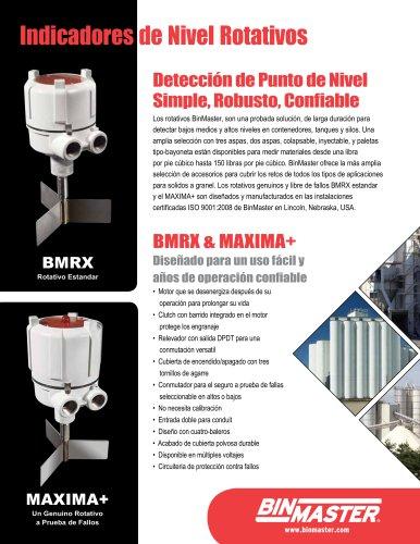 Rotary - BMRX & MAXIMA+ Folleto