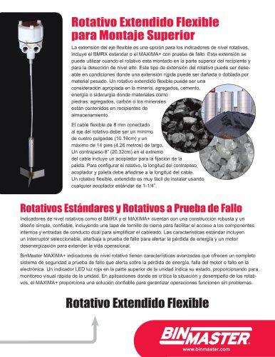 Rotativo Extendido Flexible