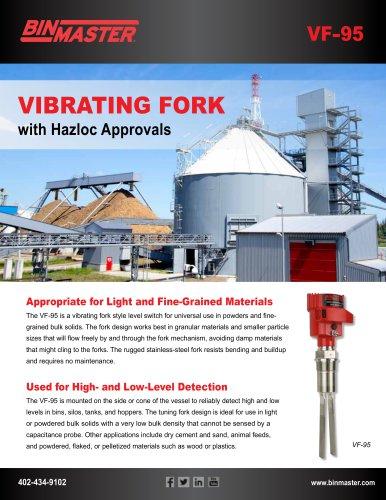 Vibrating Fork 95