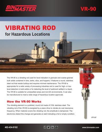 Vibrating Rod - 90