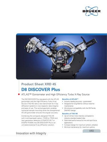 D8 DISCOVER Plus