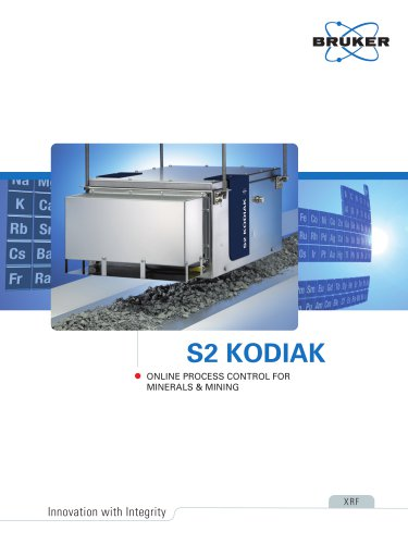 S2 KODIAK - Online Process Control for Minerals & Mining