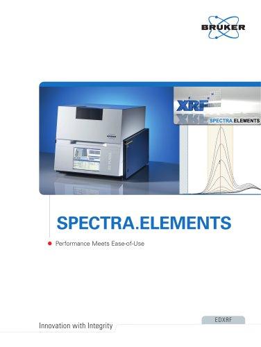 XRF SPECTRA ELEMENTS