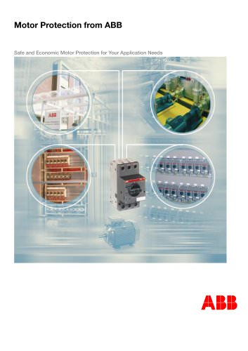 Motor Protection from ABB