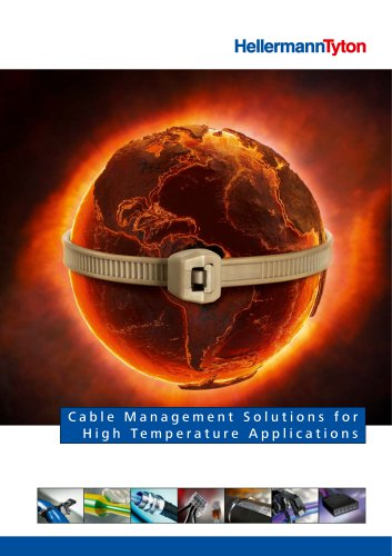 Solutions for High Temperature Applications