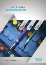 Cables para automatización