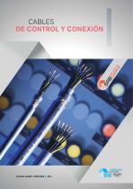 Cables de control y conexión