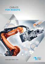 Robotic Cables & Wires - Electric Cables for Robots