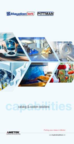 Manufacturing Capabilites