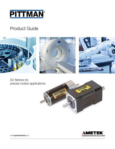 Pittman Product Guide
