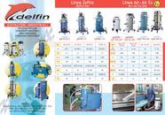 Catalogo general aspiradores DELFIN