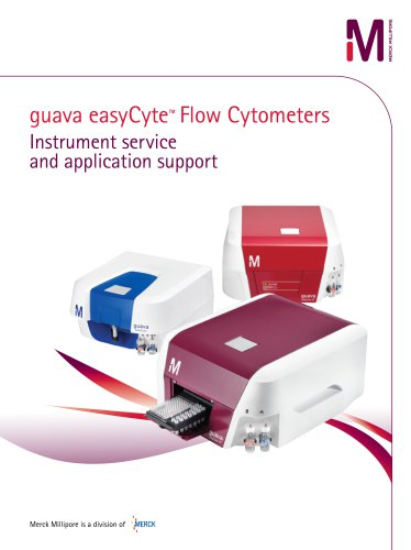 Guava Flow Cytometers