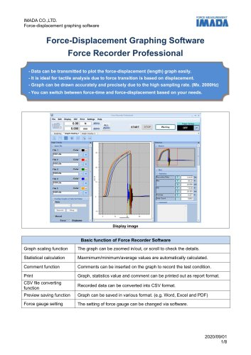 Force Recorder Professional