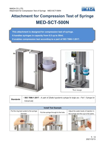 MED-SCT-500N