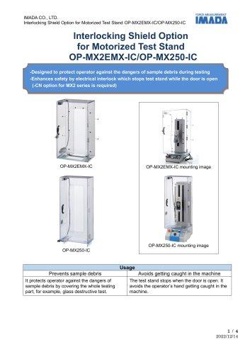 OP-MX2EMX-IC/OP-MX250-IC