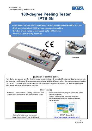 Peeling Tester IPTS-5N