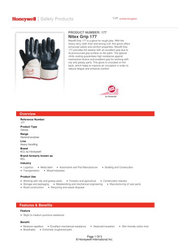 Nitex Grip 177