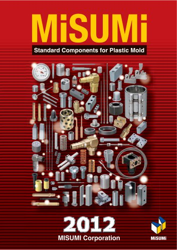 Standard components for plastic mold
