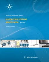 Dissolution Systems Source Book - 2013 Edition