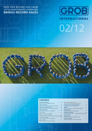 GROB International 02/12