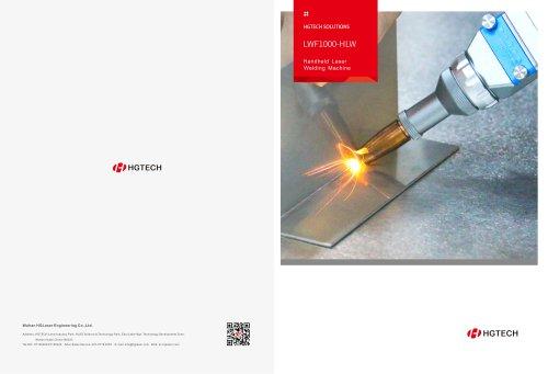 Handheld Laser Welding Machine
