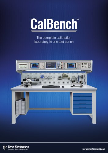CalBench Catalogue