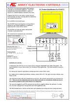FX37-EP6 – IGNITION CONTROL BOX