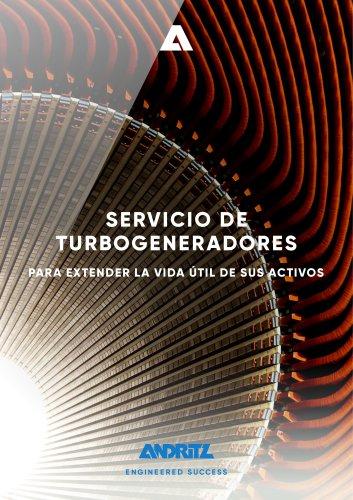 SERVICIO DE TURBOGENERADORES