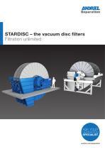 STARDISC – the vacuum disc filters