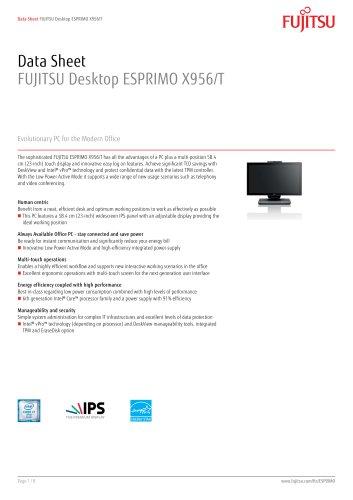 ESPRIMO-X956-T