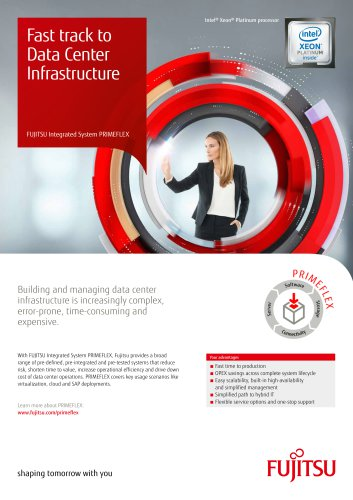 Fast track to Data Center Infrastructure