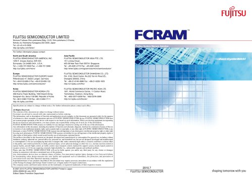 FRAM [All Products Catalog]