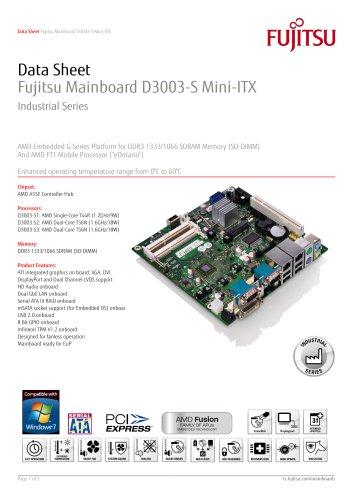 Fujitsu Mainboard D3003-S