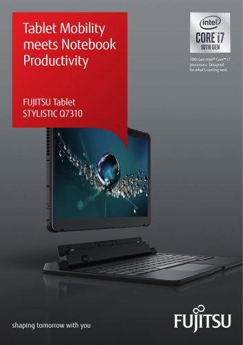 FUJITSU Tablet STYLISTIC Q7310