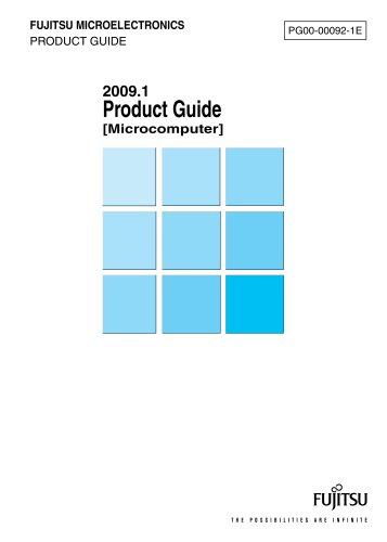 Product Guide [Microcomputer]